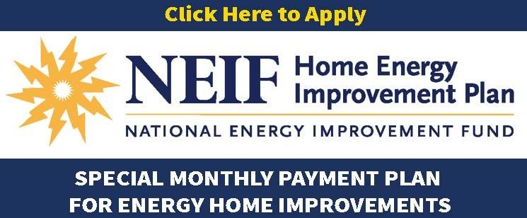 apply to neif financing button