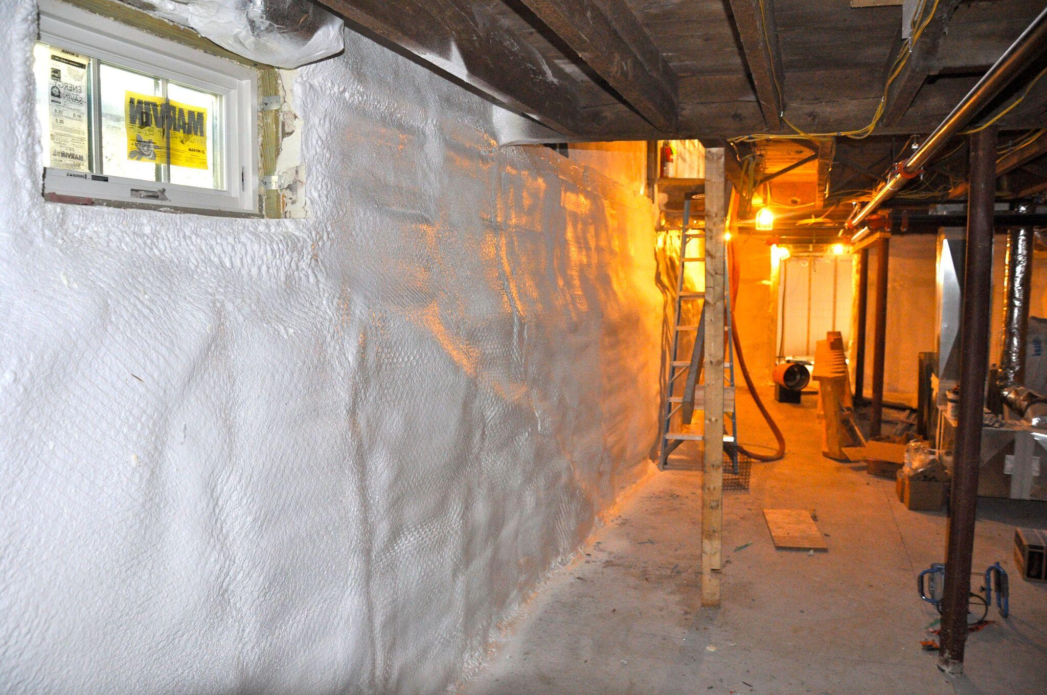 basement insulation is important in pennsylvania