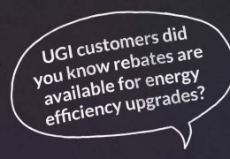 UGI Energy Rebates, Energy Smart Home Improvement, PA