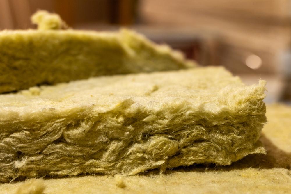 insulation close up